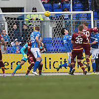 St Johnstone v Motherwell…20.02.16   SPFL   McDiarmid Park, Perth<br />
