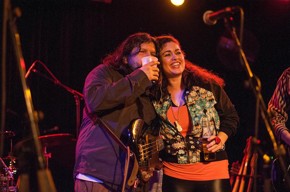 Kelroy and Vivian Garcia