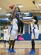 Cedar Ridge's Brianna<br /> McClure makes a basket against Pflugerville Friday at Panther Gym.  The Raiders rolled the Panthers 64-39.  (LOURDES M SHOAF for Round Rock Leader.)