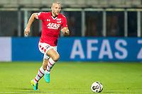 ALKMAAR - 24-09-2016, AZ - Go Ahead Eagles, AFAS Stadion, 2-2, AZ speler Ron Vlaar