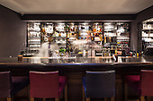 Old Parsonage Hotel Bar by James Wyman Architects