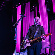 "Billy Corgan, singer of the Smashing Pumpkins at the Gexa Energy Pavilion in Dallas Texas on their ""End Of Times Tour""."