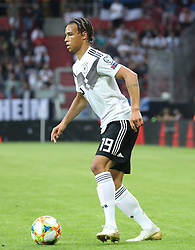 11.06.2019, Opel Arena, Mainz, GER, UEFA EM Qualifikation, Deutschland vs Estland, Gruppe C, im Bild Leroy Sane // during the UEFA European Championship qualification, group C match between Germany and Estonia at the Opel Arena in Mainz, Germany on 2019/06/11. EXPA Pictures © 2019, PhotoCredit: EXPA/ SM<br /> <br /> *****ATTENTION - OUT of GER*****