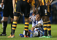 Brighton and Hove Albion v Hull City 17/02/2014