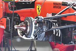 May 9, 2019 - Espagne - Ferrari SF90 front brake (Credit Image: © Panoramic via ZUMA Press)