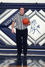 Tony Robbins football official and referee photos