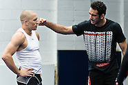 Georges St. Pierre trains with Braulio Estima and Roger Gracie