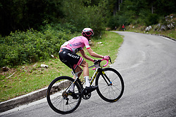 Annemiek van Vleuten (NED) during Stage 9 of 2019 Giro Rosa Iccrea, a 125.5 km road race from Gemona to Chiusaforte, Italy on July 13, 2019. Photo by Sean Robinson/velofocus.com