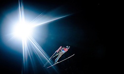 05.01.2016, Paul Ausserleitner Schanze, Bischofshofen, AUT, FIS Weltcup Ski Sprung, Vierschanzentournee, Qualifikation, im Bild Anze Semenic (SLO) // Anze Semenic of Slovenia during his Qualification Jump for the Four Hills Tournament of FIS Ski Jumping World Cup at the Paul Ausserleitner Schanze, Bischofshofen, Austria on 2016/01/05. EXPA Pictures © 2016, PhotoCredit: EXPA/ JFK