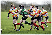 Peterborough Ladies RFC v Thames Ladies. 9-11-2008