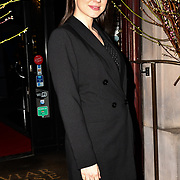 Andreea Cristea attend Travel bag brand hosts the launch of its exclusive luxury collection of handbags in collaboration with model and designer Anastasiia Masiutkina  D'Ambrosio on 26 March 2019, Caviar House & Prunier 161 Piccadilly, London, UK.