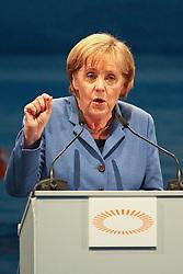 14.05.2010, Messe, Muenchen, GER, Oekt , Vortrag Angela Merkel, im Bild Angela Merkel (Bundeskanzlerin), EXPA Pictures © 2010, PhotoCredit: EXPA/ nph/  Straubmeier / SPORTIDA PHOTO AGENCY