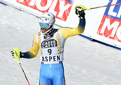 19.03.2017, Aspen, USA, FIS Weltcup Ski Alpin, Finale 2017, Slalom, Herren, im Bild Andre Myhrer (SWE) // Andre Myhrer of Sweden during the men's Slalom of 2017 FIS ski alpine world cup finals. Aspen, United Staates on 2017/03/19. EXPA Pictures © 2017, PhotoCredit: EXPA/ Erich Spiess