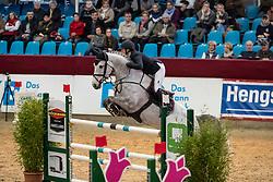 KRAUSE MASCHA (GER), Daisy 918<br /> Neustadt-Dosse - CSI 2019<br /> Youngster Tour Finale 7jährige Pferde<br /> 13. Januar 2019<br /> © www.sportfotos-lafrentz.de/Stefan Lafrentz