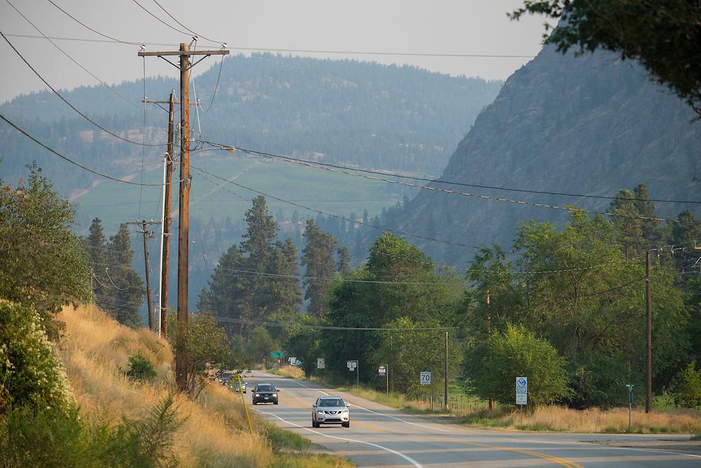 Canada, British Columbia,Okanagan Valley, Okanagan Falls