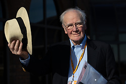 © Licensed to London News Pictures . 14/09/2019. Bournemouth, UK. MENZIES CAMPBELL is seen outside the conference venue during the first day of the Liberal Democrat Party Conference in Bournemouth . Photo credit: Joel Goodman/LNP