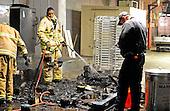 11.21.13-Fire at Vaught-Hemingway Stadium