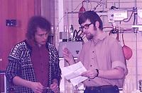 Laboratory exercise, NTH/NTNU 1971