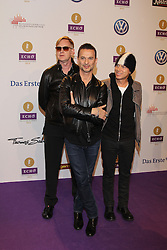 "Depeche Mode, German ""Echo"" music award in Messegelaende, Berlin, Germany, 21, March 2013. Photo by Elliott Franks / i-Images..."