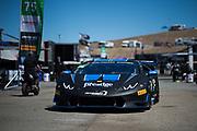 September 21-24, 2017: Lamborghini Super Trofeo at Laguna Seca. William Hubbell, Prestige Performance, Lamborghini Paramus, Lamborghini Huracan LP620-2