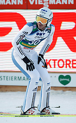 12.01.2014, Kulm, Bad Mitterndorf, AUT, FIS Ski Flug Weltcup, Zweiter Durchgang, im Bild Jakub Janda (CZE) // Jakub Janda (CZE) during the second round of FIS Ski Flying World Cup at the Kulm, Bad Mitterndorf, Austria on 2014/01/12, EXPA Pictures © 2013, PhotoCredit: EXPA/ Erwin Scheriau