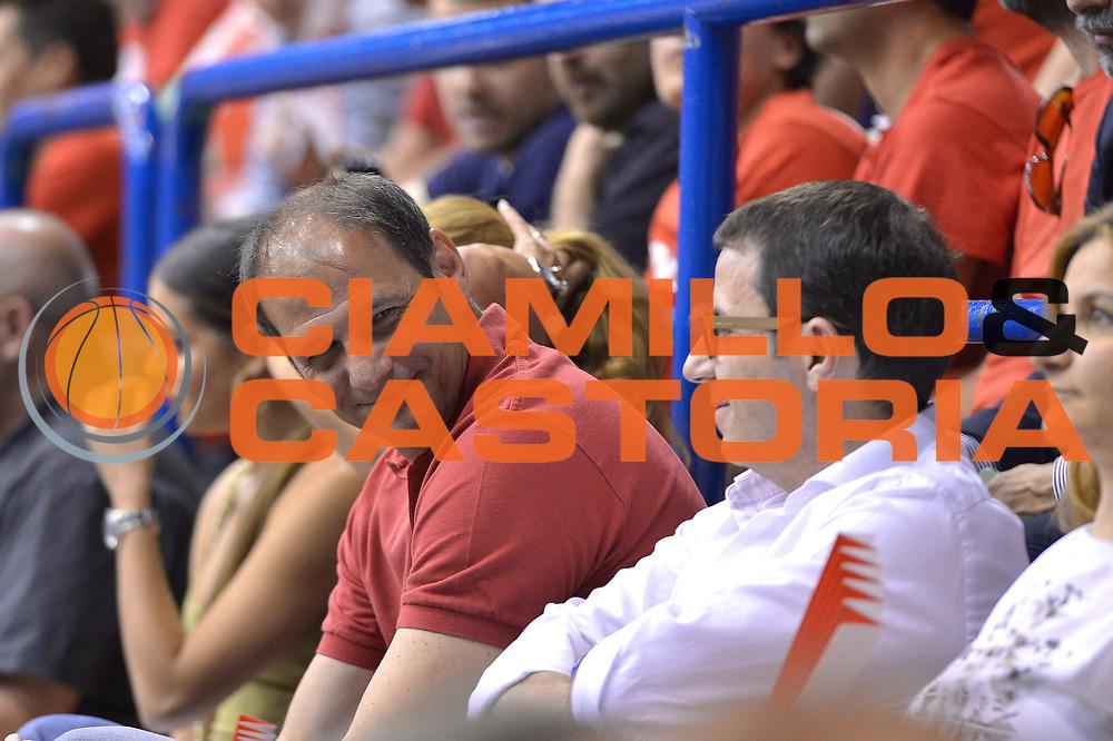 DESCRIZIONE : Milano Lega A 2013-14 EA7 Emporio Armani Milano  vs Banco di Sardegna Sassari playoff semifinali gara 5<br /> GIOCATORE : Ferdinando Gentile<br /> CATEGORIA : Ritratto<br /> SQUADRA : EA7 Emporio Armani Milano<br /> EVENTO : Semifinale gara 5 playoff<br /> GARA : EA7 Emporio Armani Milano vs Banco di Sardegna Sassari semifinale gara5<br /> DATA : 07/06/2014<br /> SPORT : Pallacanestro <br /> AUTORE : Agenzia Ciamillo-Castoria/I.Mancini<br /> Galleria : Lega Basket A 2013-2014  <br /> Fotonotizia : Milano<br /> Lega A 2013-14 EA7 Emporio Armani Milano vs Banco di Sardegna Sassari playoff semifinale gara 5<br /> Predefinita :
