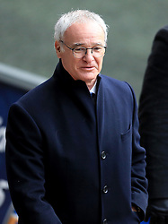 12 February 2017 - Premier League - Swansea City v Leicester City - Leicester City manager Claudio Ranieri - Photo: Paul Roberts / Offside