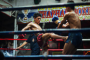 Muay Thai (The cultural martial art of Thailand)