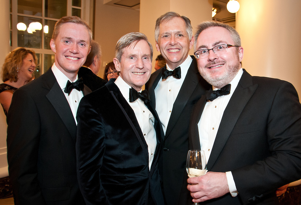 Roger Moore, Mark O'Bryan, __________, Brian Jackson