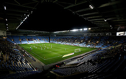 A sparsely populated Ricoh Arena during Coventry City v Chesterfield - Mandatory by-line: Robbie Stephenson/JMP - 01/11/2016 - FOOTBALL - Ricoh Arena - Coventry, England - Coventry City v Chesterfield - Sky Bet League One