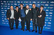 lors de la cinquième cérémonie des Magritte du cinéma belge. De nombreuse personnalités du cinéma étaient présentes pour cette édition. Notamment Julie Gayet, Pierre Richard (Magritte d'Honneur), François Damiens, Thierry Lhermitte mais également SAR le Prince Laurent et la Princesse Claire de Belgique