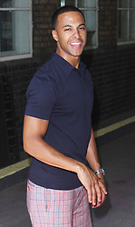 © Licensed to London News Pictures. 18/07/2014, UK. Marvin Humes, ITV Studios, London UK, 18 Jully 2014. Photo credit : Brett D. Cove/Piqtured/LNP