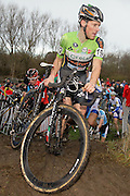 BREDENE / CYCLING / CYCLISME / WIELRENNEN / CYCLOCROSS / VELDRIJDEN / ELITE /  VERSLUYS CYCLOCROSS BREDENE / EP PAUL HERYGERS / MAXIME VANTOMME (BEL) /