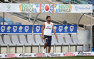 Cricket - India and South Africa Practice Sessions Durban