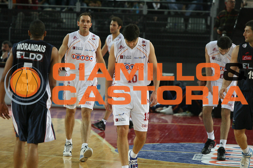 DESCRIZIONE : Roma Lega A1 2006-07 Lottomatica Virtus Roma Eldo Napoli <br /> GIOCATORE : Bodiroga <br /> SQUADRA : Lottomatica Virtus Roma <br /> EVENTO : Campionato Lega A1 2006-2007 <br /> GARA : Lottomatica Virtus Roma Eldo Napoli <br /> DATA : 25/03/2007 <br /> CATEGORIA : Deusione <br /> SPORT : Pallacanestro <br /> AUTORE : Agenzia Ciamillo-Castoria/G.Ciamillo