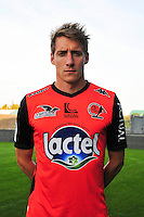 Damien Tiberi - 17.09.2014 - Photo officielle Laval - Ligue 2 2014/2015<br /> Photo : Philippe Le Brech / Icon Sport