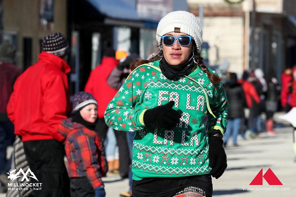 Millinocket Marathon and Half