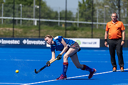 Oxford v East Grinstead 2nd XI - Investec Women's T2 Final, Lee Valley Hockey & Tennis Centre, London, UK on 05 May 2018. Photo: Simon Parker