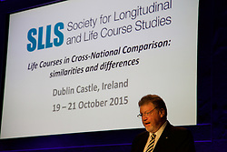 Dr. James Reilly TD, Minister for Children and Youth Affairs.