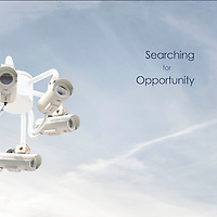 searching for opportunity, camera, security camera, look out, looking, 360