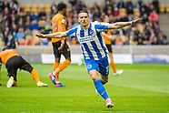 Wolverhampton W v Brighton - EFL Championship