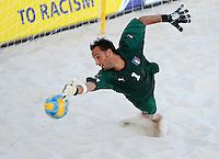 FIFA BEACH SOCCER WORLD CUP 2008 ITALY - SPAIN  26.07.2008 Stefano SPADA (ITA).