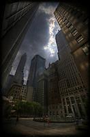New-Yorker skyscraper.