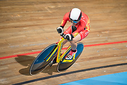 , CHN, 1 km TT, 2015 UCI Para-Cycling Track World Championships, Apeldoorn, Netherlands