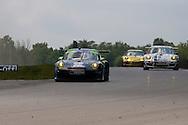 #66 TRG Porsche 911 GT3 Cup: Al Carter, Spencer Pumpelly