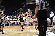 "Ole Miss Lady Rebels' Gracie Frizzell (12) vs. Mississippi Valley State's Jasmyne Sanders (31) at the C.M. ""Tad"" Smith Coliseum in Oxford, Miss. on Tuesday, November 27, 2012."