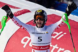 19.02.2011, Gudiberg, Garmisch Partenkirchen, GER, FIS Alpin Ski WM 2011, GAP, Damen, Slalom, im Bild silber Medaille Kathrin Zettel (AUT) // silver medal Kathrin Zettel (AUT) during Ladie's Slalom Fis Alpine Ski World Championships in Garmisch Partenkirchen, Germany on 19/2/2011. EXPA Pictures © 2011, PhotoCredit: EXPA/ J. Groder