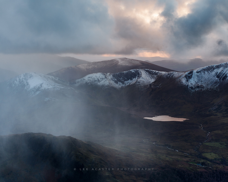 Just got back from a long weekend in Wales with some fellow photographers, and what a weekend it was. Ive been halfway up mountains before, but never quite this high up, it turns out you get quite a view from the top!