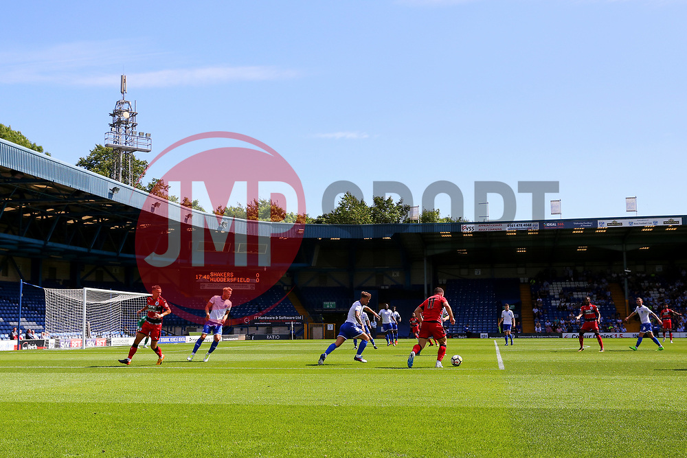 A general view during the pre-season friendly between Bury and Huddersfield Town at Gigg Lane - Mandatory by-line: Matt McNulty/JMP - 15/07/2017 - FOOTBALL - Gigg Lane - Bury, England - Bury v Huddersfield Town - Pre-season friendly