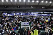 DESCRIZIONE : Beko Legabasket Serie A 2015- 2016 Dinamo Banco di Sardegna Sassari - Manital Auxilium Torino<br /> GIOCATORE : Pubblico Palaserradmigni David Logan<br /> CATEGORIA : Tifosi Pubblico Spettatori Coreografia <br /> SQUADRA : Dinamo Banco di Sardegna Sassari<br /> EVENTO : Beko Legabasket Serie A 2015-2016<br /> GARA : Dinamo Banco di Sardegna Sassari - Manital Auxilium Torino<br /> DATA : 10/04/2016<br /> SPORT : Pallacanestro <br /> AUTORE : Agenzia Ciamillo-Castoria/C.Atzori